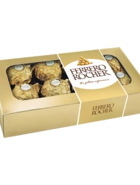 Chocolate Ferrero Racher 8 unidades