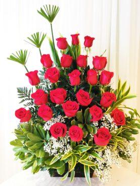 Soy Tuyo 24 rosas