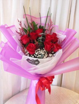 Ramo Especial rosa roja