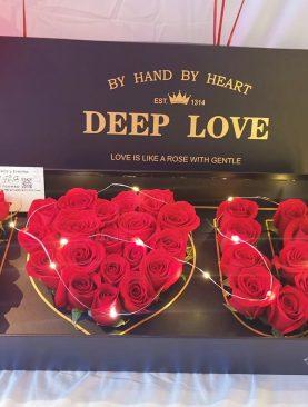 Deep Love 33 rosas